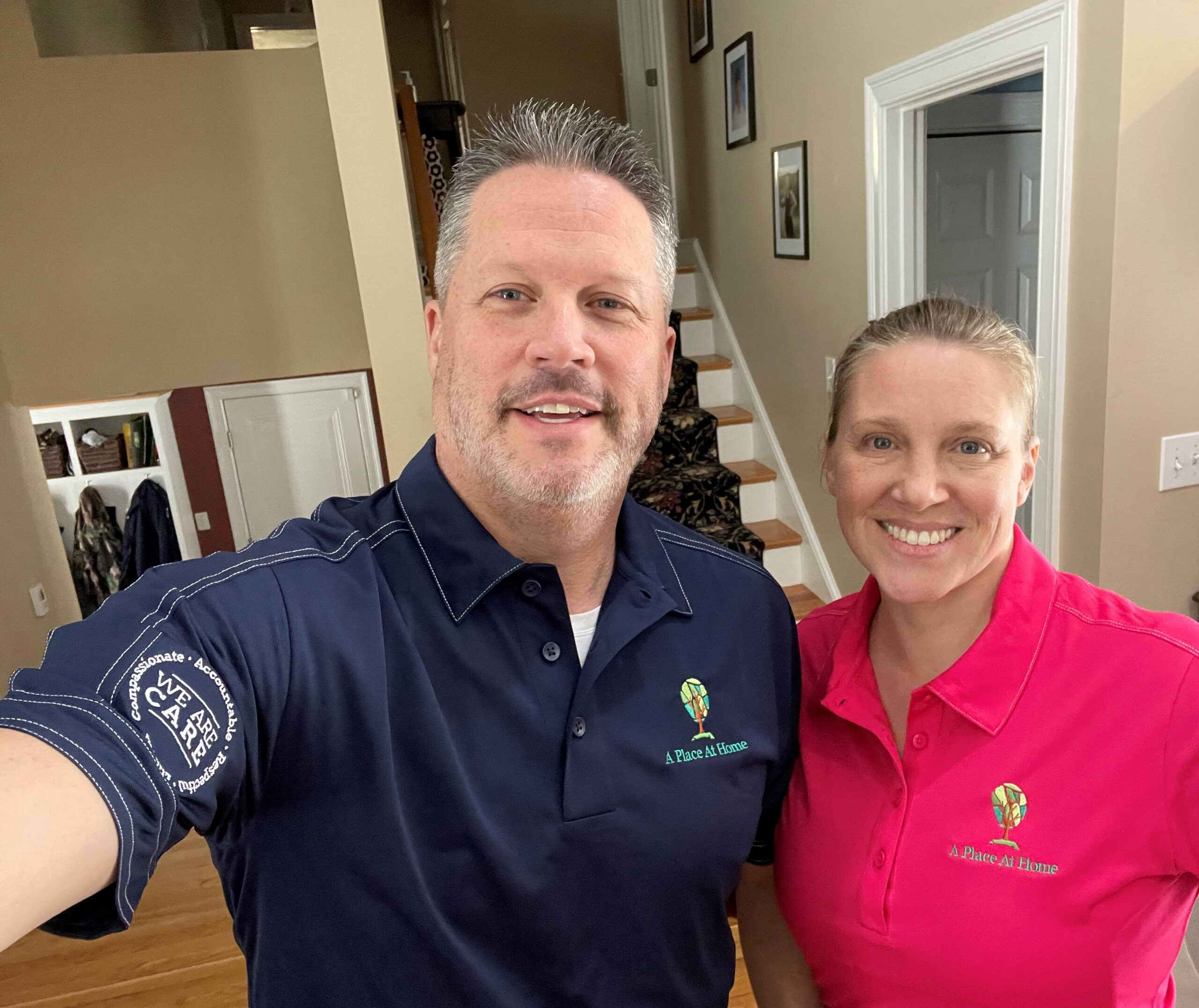 A Place At Home Franchisee Owners